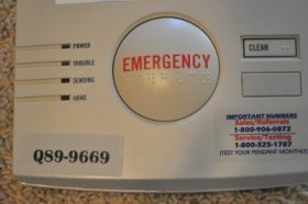 Elderly Help: Medical Alert System