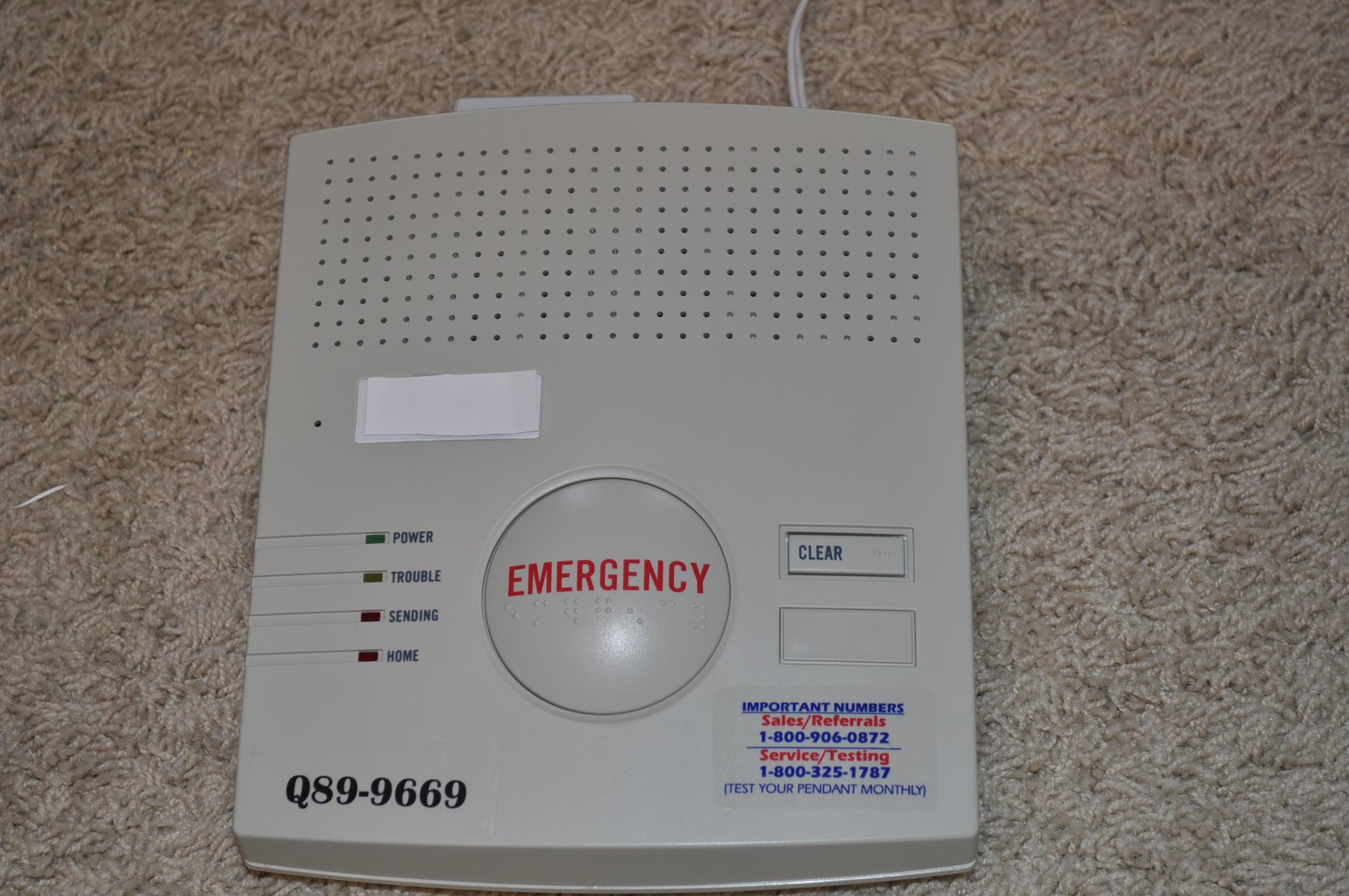Safety Alarm Devices For Elderly Medical Alert Comparison