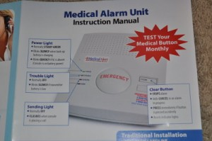 Senior Medical Alarms