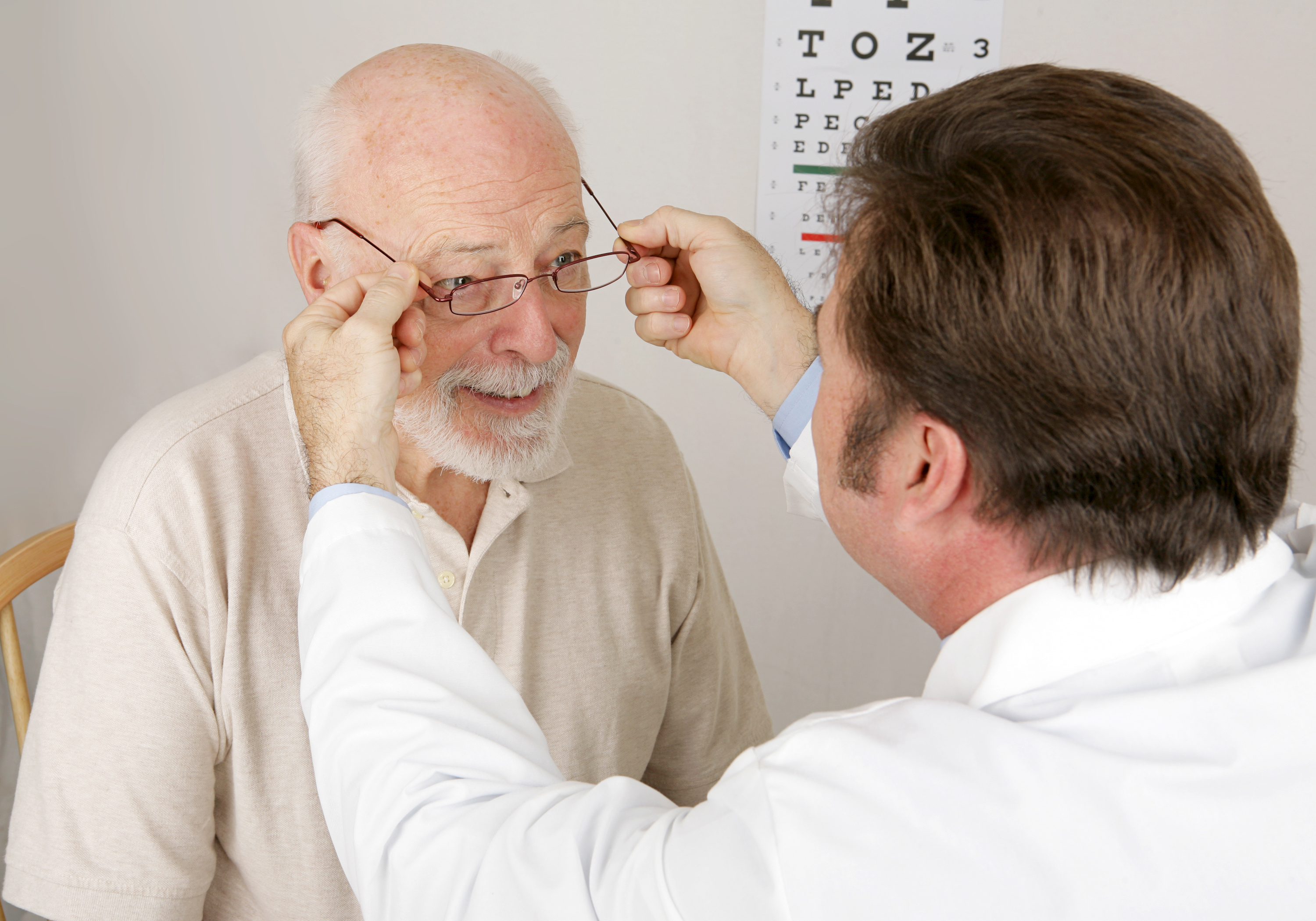 Vision Loss Among Older People